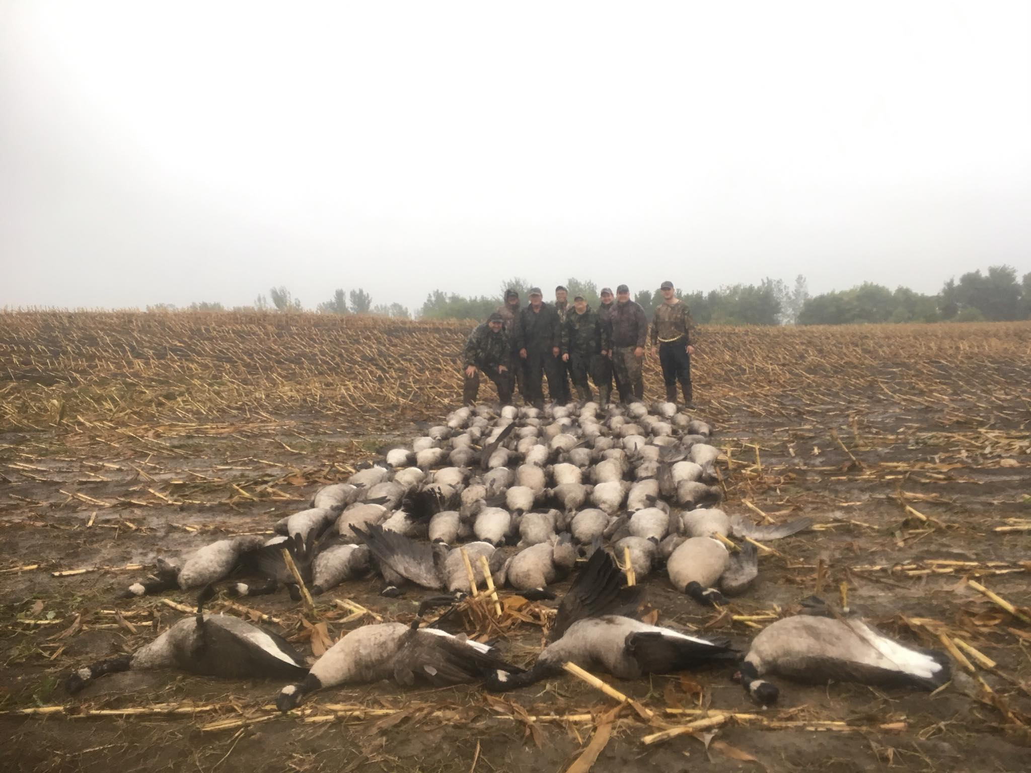 An exceptional start to the 2018 Fall waterfowl season!